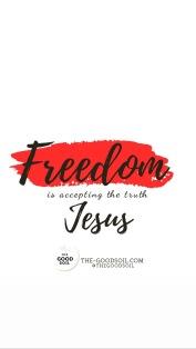 Freedom Jesus