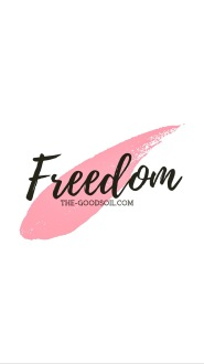 Freedom Pink