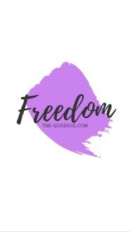 Freedom Purple